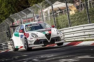 WTCR Breaking news Morbidelli splits with Alfa Romeo WTCR team