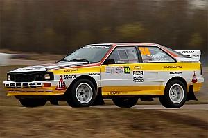 РАЛЛИ Новость Новиков и Лукьянюк сразятся на Rally Masters Show