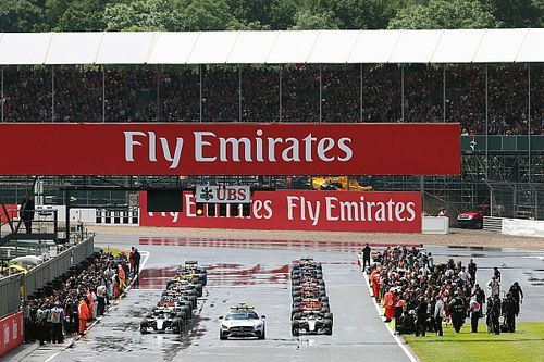 How F1's new wet weather standing starts will work