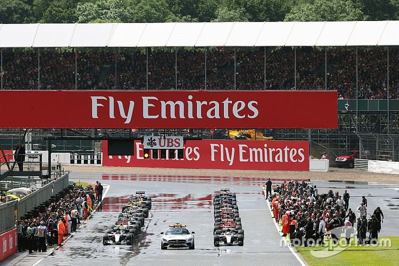 Analysis: How F1's new wet standing starts will work