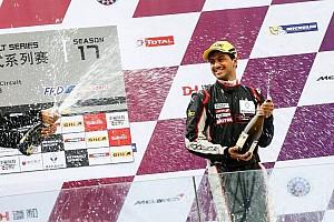 Formula Renault Race report Dias takes double Class B podium on Asian Formula Renault debut