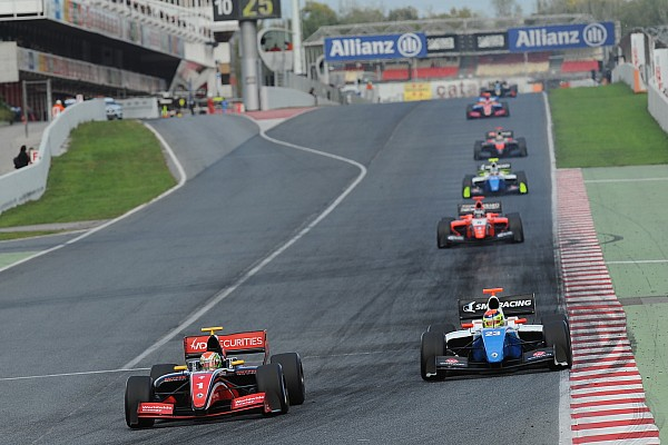 Formula V8 3.5 Catalunya F3.5: Deletraz snatches pole in final qualifying, Dillmann only 7th