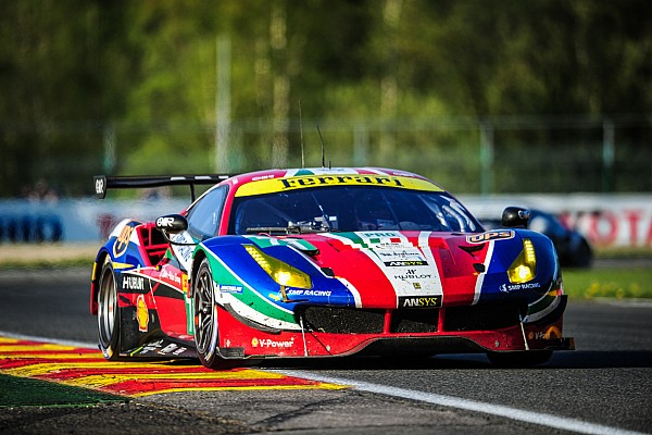 24 hours of Le Mans: four Ferraris lined up for AF Corse