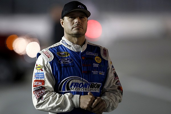David Gilliland returns to Cup competition in Daytona 500 attempt