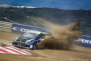 Ралли-Кросс Отчет о гонке Кристофферссон выиграл второй этап WorldRX подряд