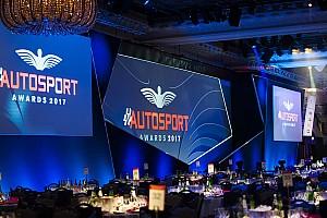 General Livefeed LIVE: Autosport Awards 2017
