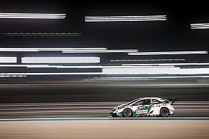 WTCC Crónica de entrenamientos Michelisz lidera la primera práctica en Qatar
