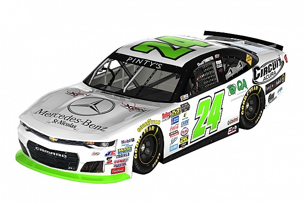 NASCAR Canada Breaking news Donald Theetge to compete full-time this season in Pinty's Series