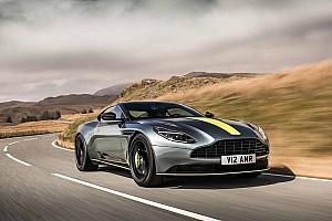 Auto Actualités Aston Martin présente sa nouvelle DB11 AMR
