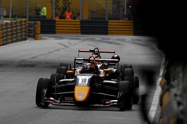 GP Makau: Ticktum menang dramatis di tikungan terakhir