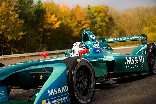 Kobayashi, Hong Kong'da ilk Formula E yarışına çıkacak