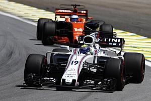 Формула 1 Новость В Williams увидели в McLaren конкурента в сезоне-2018