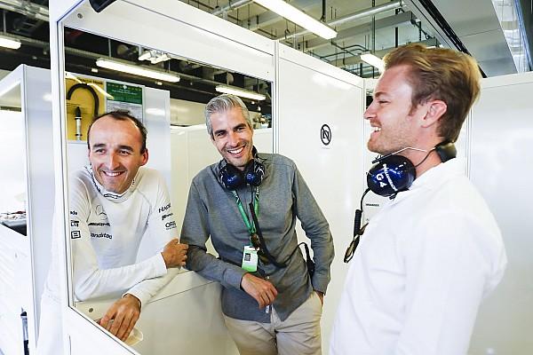 Rosberg steps back from Kubica management role