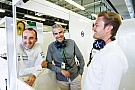 Rosberg steps back from Kubica management role