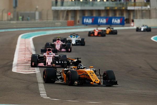 Abu Dhabi GP'sinde en iyi telsiz konuşmaları