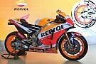 MotoGP Галерея: Маркес і Педроса представили Honda RC213V MotoGP
