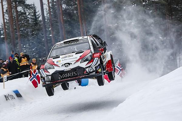 WRC I più cliccati Fotogallery WRC: la seconda tappa del Rally di Svezia 2018
