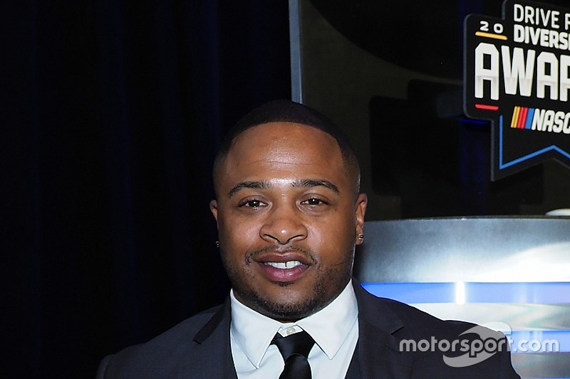 NASCAR honors champions of diversity during ceremony