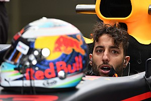 "Formula 1 Breaking news Ricciardo ""confused, annoyed, helpless"" after dismal Mexico qualifying"