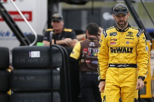 NASCAR Cup Breaking news Matt Kenseth disqualified after crash, ending championship hopes