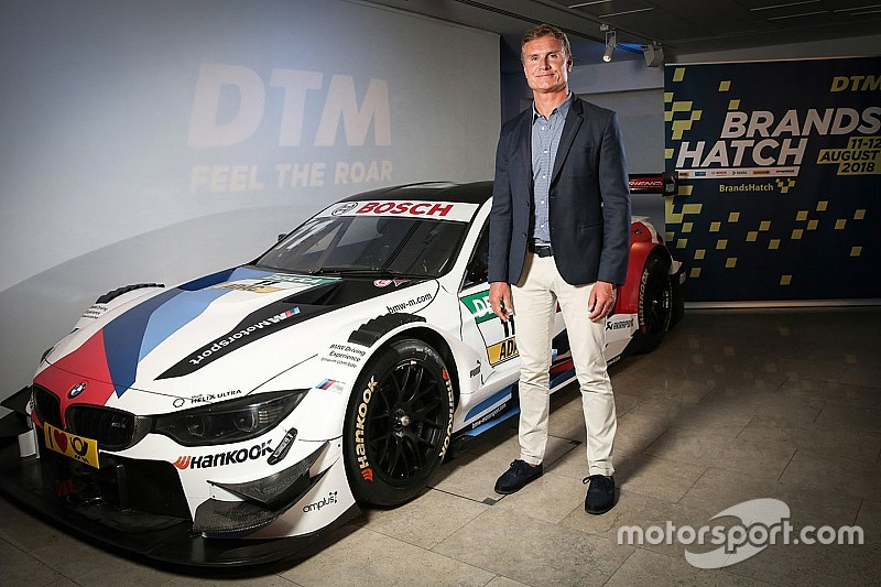 Coulthard: DTM hasn't promoted itself well enough