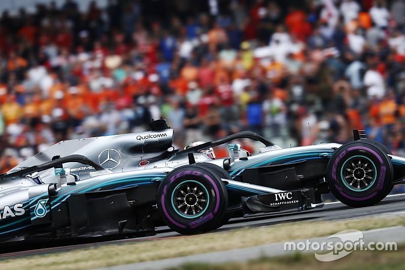 Hamilton mantém vitória após polêmica na entrada do box