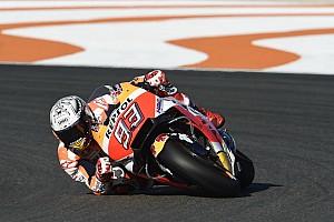 MotoGP Jelentés a versenyről Drámai finálé: Marquez a MotoGP 2017-es világbajnoka, Pedrosa nyert - Dovi kiesett!