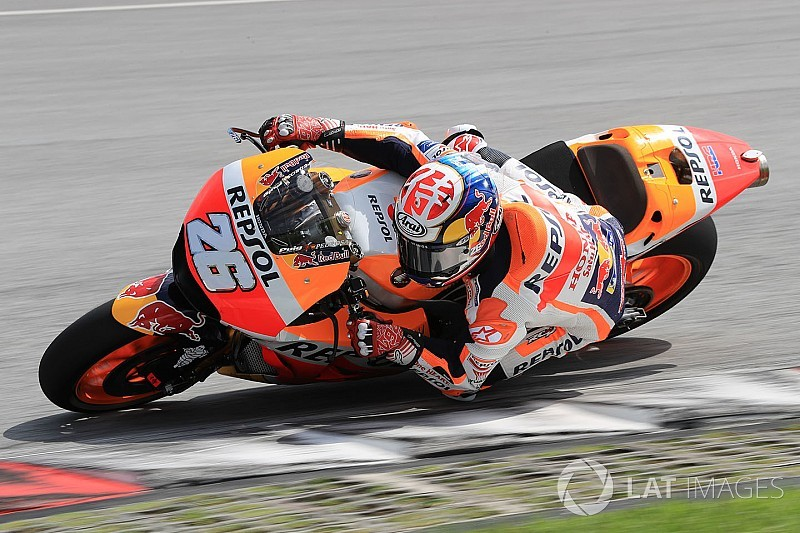 Pedrosa working on eliminating cold tyre weakness