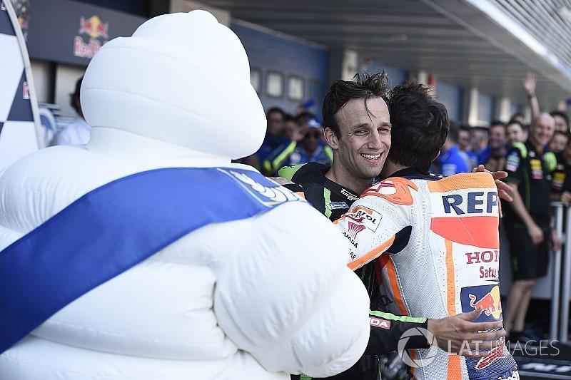 Zarco dipinang KTM, Marquez: Kehilangan besar bagi Yamaha