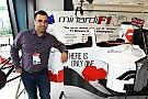 Baumgartner már ott van a kétüléses F1-es autóval Melbourne-ben
