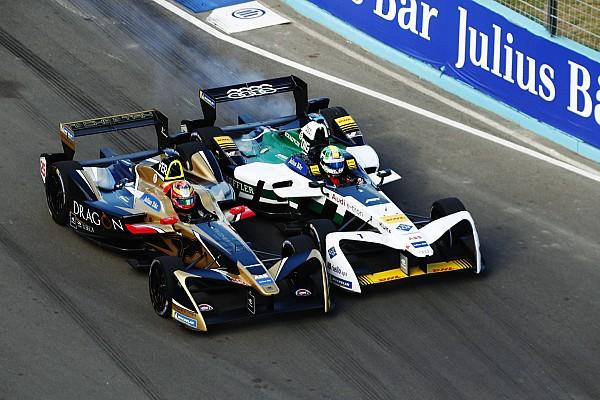 Formule E Résumé de course Course - Vergne résiste à Di Grassi pour la victoire!