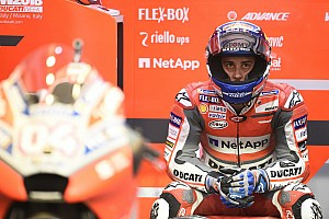 MotoGP Actualités Futur de Dovizioso : Ducati veut