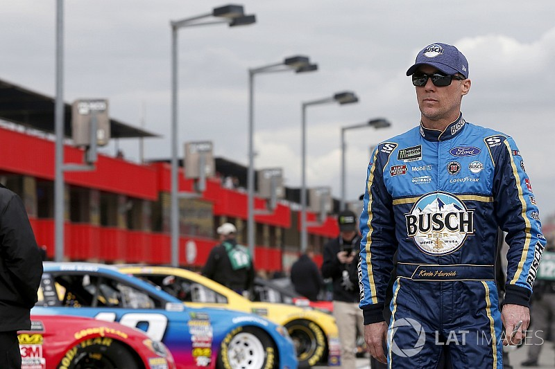 """Harvick: """"Everybody is extremely confident"""" after third straight win"""