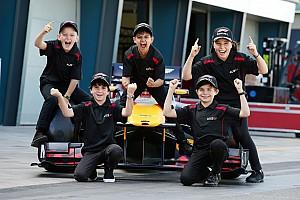 Formule 1 Nieuws Selectieprocedure 'grid kids' voor GP Australië afgerond