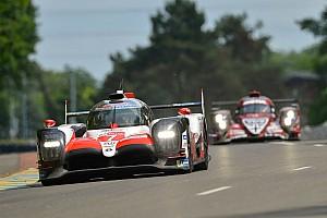 24 heures du Mans Réactions Toyota :