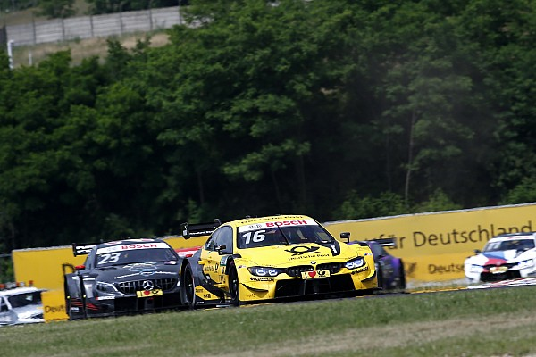 DTM Breaking news Glock expects Mercedes to keep