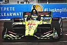 IndyCar Bourdais roba la victoria después de un choque de Wickens y Rossi