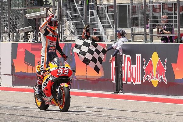 MotoGP Motorsport.com hírek Marquez most már bevallja, Argentína után még jobban akarta a győzelmet