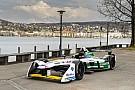Formula E Fotogallery: il vernissage Formula E dell'Audi Sport a Zurigo