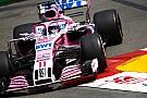 Formula 1 Perez: Force India, mevcut formuyla sıralamalarda son bölüme kalamaz