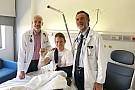 Rabat recibe el alta y evita pasar por el quirófano