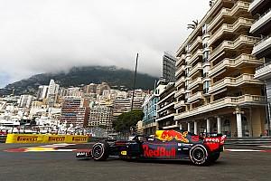 Формула 1 Отчет о тренировке Пилоты Red Bull стали быстрейшими в первой тренировке в Монако