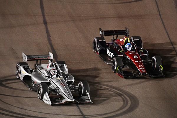 IndyCar Yarış raporu Phoenix IndyCar: Newgarden heyecan dolu son anlarda Wickens ve Rossi'yi mağlup etti!