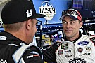 Kevin Harvick: Clint Bowyer's tire gamble