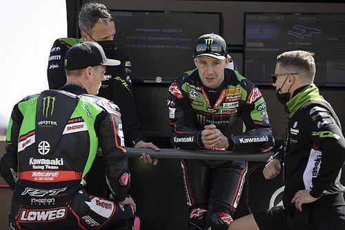 Jonathan Rea Seolah Kembali ke Mimpi Buruk dengan Honda
