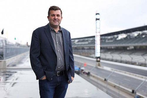 IndyCar reveals Jones as new director of Indy Lights