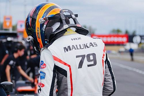 Malukas leads IndyCar driver evaluation, Hulkenberg one second off
