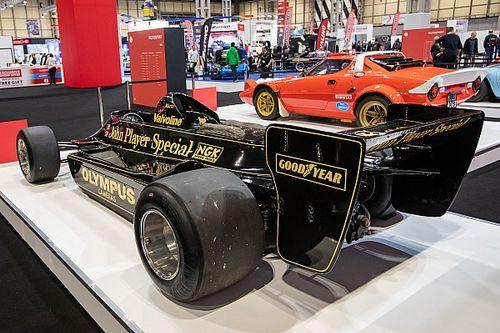 Fotos: las joyas exhibidas en el Autosport International