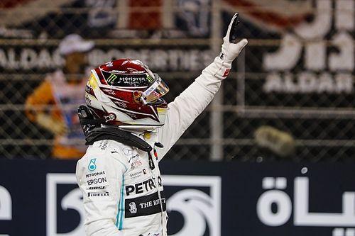 'Mercedes blijft in F1, Hamilton verlengt contract met twee jaar'
