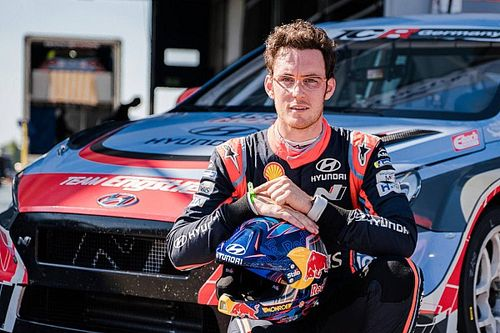 Thierry Neuville pronto al debutto in TCR Germany al Nürburgring